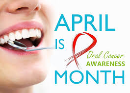 oral cancer april